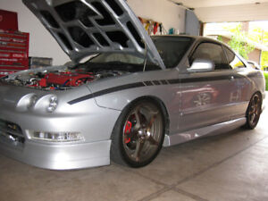 1997 Acura Integra GSR Supercharged for sale !