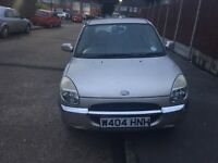 Daihatsu sirion automatic very rare car in excellent condition bargain
