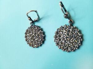 La Vie Parisienne Swarovski Earrings