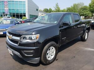 2018 Chevrolet Colorado 4x4 / Crew Cab / V6