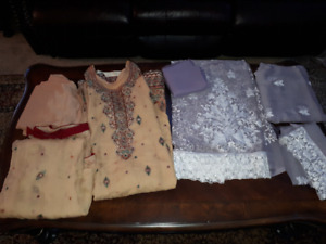 Wedding and formal party dresses indian-pakistani afghani