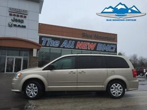 2015 Dodge Grand Caravan SXT  ACCIDENT FREE, STOW N GO, EASY FIN