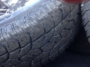 Truck tires 18 inch