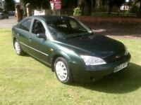 Ford Mondeo 2.0 1999cc auto 2003MY LX