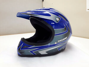 Six six one full face helmet new for 70$
