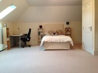 Double Room to rent in Reading - 3x as big as a normal room