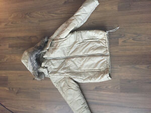 Women's Medium Tan jacket