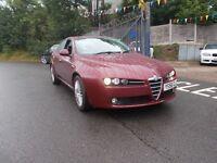 Alfa Romeo 159 1.9 JTS 16V TURISMO (red) 2007