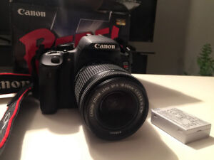 Canon EOS Rebel T5i 700 D ALMOST NEW!!! ALL INLCUDED!!!