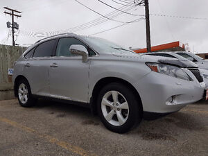2010 Lexus RX350 Premium Package