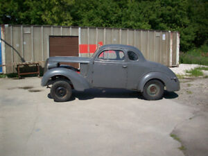 1938 Plymouth Other Coupe (2 door)