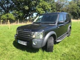 2006 LAND ROVER DISCOVERY TDV6 S