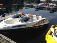 2003 Seadoo Speedster - Low Hours