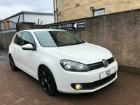 11 61 VOLKSWAGEN GOLF 2.0 GT TDI 3DR WHITE BODYKIT PRIVACY ALLOYS SPORTS SEATS