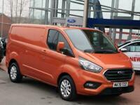 2020 Ford Transit Custom 300L1 Short Wheel Base Limited 130PS Van Auto PANEL VAN