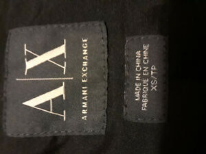 Authentic Armani Exchange woman's jacket !