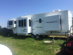 35 ft. Fifth Wheel Denali