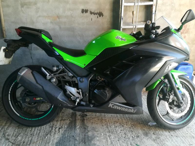 Kawasaki Ninja 300 2013 | in Coleraine, County Londonderry | Gumtree