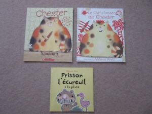 French Chester Books