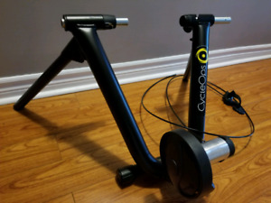 Cycle Ops Mag+ indoor trainer