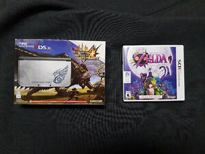 Monster Hunter 3DS XL!! LIMITED EDITION!! West Island Greater Montréal image 1