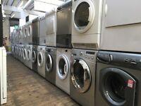 SECONDHAND/REFURB /NEW / GRADED* WASHING MACHINES, FRIDGE FREEZERS, DRYERS, COOKERS TVs