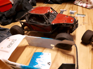 LOTS OF RC GEAR (TRUCKS,CARS,PARTS AND MORE