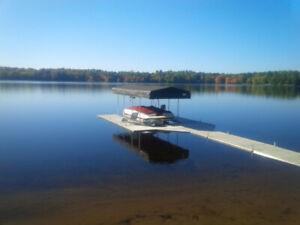 BALA, MUSKOKA, WATERFRONT COTTAGE FOR RENT IN SEPTEMBER