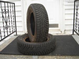 3 set de 4 pneus