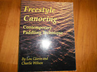 Freestyle Canoeing: Contemporary Paddling Technique by Charlie W