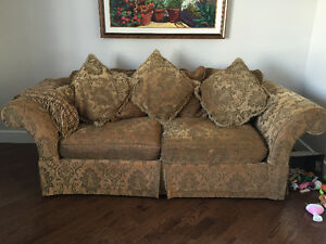 Down Filled Sofa