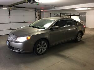 Lady driven 2010 Buick LaCrosse  CXL