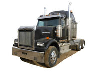 2012 WESTERN STAR 4900FA TRUCK Cash/ trade/ lease to own terms.