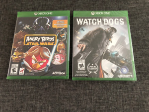 Brand New Xbox One Games $20 ea or both for $30