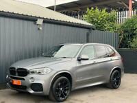 2017 17 BMW X5 30D M SPORT 3.0 X-DRIVE *BLACK PACK* *PANORAMIC ROOF* *7 SEATS*