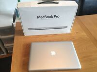 "Apple MacBook Pro 13"" i7 8GB 500GB SSD Logic Pro X Final Cut Pro Photoshop"