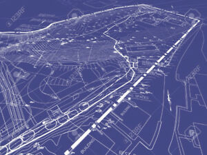 Civil CAD, GIS and Architectural Design and Drafting Services