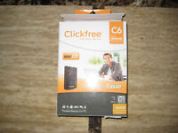 Clickfree C6 Automatic Total  Computer Backup with Easy Fix