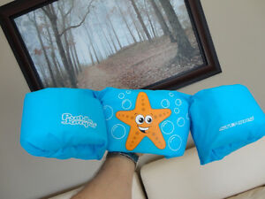 Like New Barely Used Stearns Puddle Jumper Kids Swim Aid Kitchener / Waterloo Kitchener Area image 6