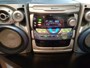 Pioneer stereo in north surrey