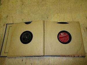 Collection of 8 - 78 rpm Vinyl LPS – 1950's – 60's London Ontario image 3