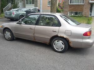 1998 Toyota Corolla Berline