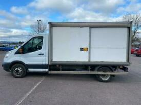 Ford Transit 2.2 TDCi 125ps Chassis Cab BOX RECOVERY DROPSIDE AIR CON 2015/65