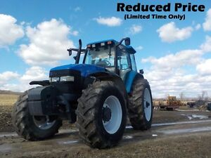 New Holland TM135 (Reduced Price)
