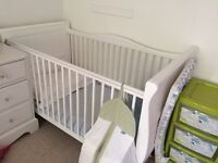 Cot Bed excellent condition