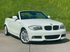 image for 2012 BMW 1 Series 123d M Sport 2dr CONVERTIBLE Diesel Manual