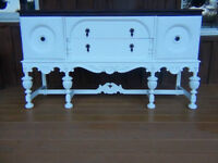 Refinished Sideboard/Buffet