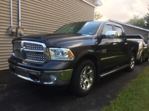 2014 Ram Ecodiesel Laramie - All Options