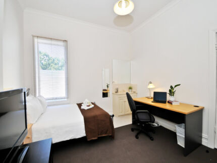 SHORT STAYS 2+ WEEKS - DISCOUNTED ROOMS CITY FRINGE Melbourne CBD Melbourne City Preview