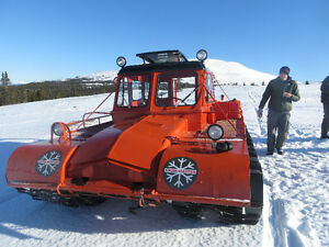 Aktiv ST-4B SnoTrac SnowMaster Snow cat for sale